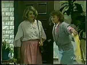 Celebrant , Julie Robinson in Neighbours Episode 0127