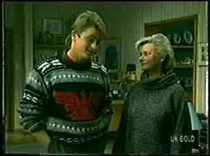 Shane Ramsay, Helen Daniels in Neighbours Episode 0127