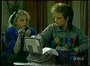 Terry Inglis, Daphne Clarke in Neighbours Episode 0128
