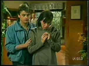 Shane Ramsay, Maria Ramsay in Neighbours Episode 0128