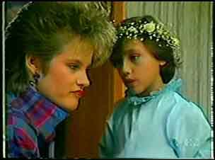 Daphne Clarke, Lucy Robinson in Neighbours Episode 0130