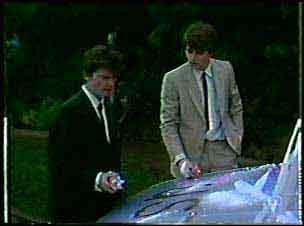 Danny Ramsay, Scott Robinson in Neighbours Episode 0130