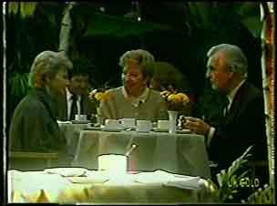 Helen Daniels, Eileen Clarke, Douglas Blake in Neighbours Episode 0132