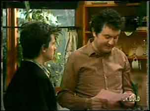 Danny Ramsay, Max Ramsay in Neighbours Episode 0133