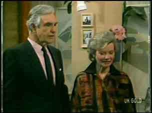 Douglas Blake, Helen Daniels in Neighbours Episode 0133