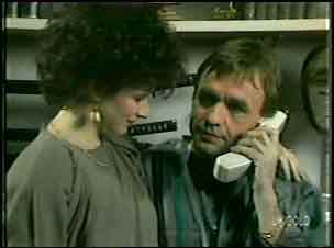 Barbara Hill, Charles Durham in Neighbours Episode 0133