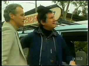 Jim Robinson, Max Ramsay in Neighbours Episode 0133