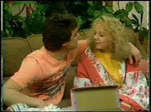 Paul Robinson, Terry Inglis in Neighbours Episode 0134