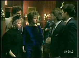 Terry Inglis, Daphne Lawrence, Shane Ramsay in Neighbours Episode 0135