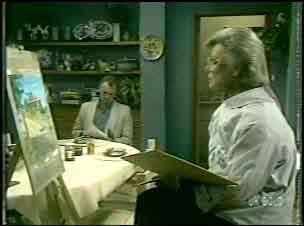 Jim Robinson, Helen Daniels in Neighbours Episode 0138
