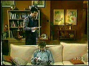 Max Ramsay, Danny Ramsay in Neighbours Episode 0139