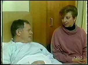 George Young, Eileen Clarke in Neighbours Episode 0139