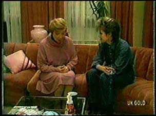 Eileen Clarke, Daphne Clarke in Neighbours Episode 0139