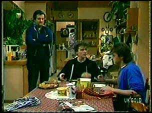 Max Ramsay, Danny Ramsay, Shane Ramsay in Neighbours Episode 0139