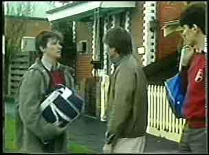 Danny Ramsay in Neighbours Episode 0140