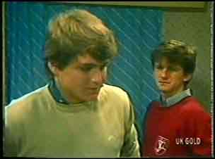 Scott Robinson, Danny Ramsay in Neighbours Episode 0141
