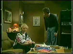 Terry Inglis, Paul Robinson in Neighbours Episode 0141