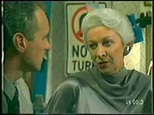 Jim Robinson, Bess Robinson in Neighbours Episode 0143