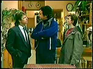 Shane Ramsay, Max Ramsay, Danny Ramsay in Neighbours Episode 0145