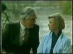 Douglas Blake, Helen Daniels in Neighbours Episode 0145