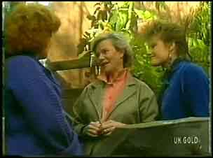 Audrey Gibbs, Helen Daniels, Daphne Lawrence in Neighbours Episode 0149