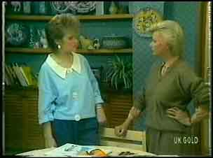 Daphne Clarke, Helen Daniels in Neighbours Episode 0149