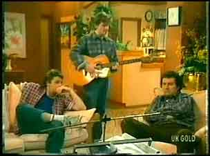Shane Ramsay, Danny Ramsay, Max Ramsay in Neighbours Episode 0150