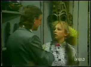 Charles Durham, Terry Inglis in Neighbours Episode 0150