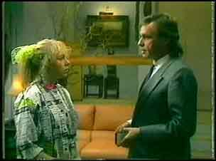 Terry Inglis, Charles Durham in Neighbours Episode 0151