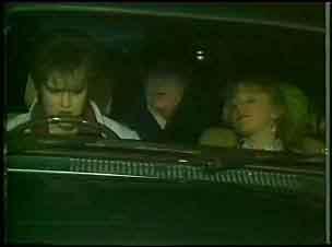 Daphne Clarke, Harry Henderson, Terry Inglis in Neighbours Episode 0151