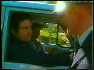 Max Ramsay, Danny Ramsay, Police Officer in Neighbours Episode 0151