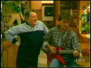 Harry Henderson, Danny Ramsay in Neighbours Episode 0152
