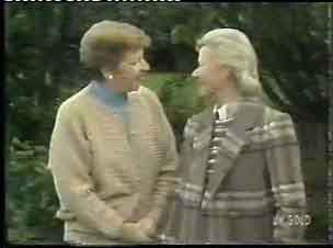 Eileen Clarke, Helen Daniels in Neighbours Episode 0153