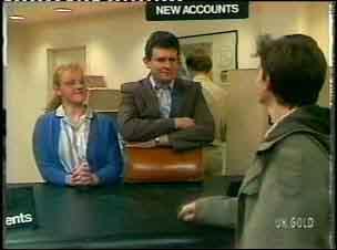 Sarah Richards, Des Clarke, Danny Ramsay in Neighbours Episode 0154