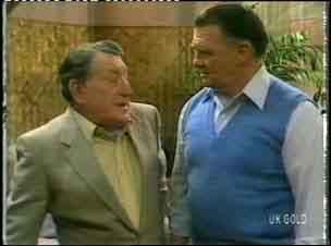 Harry Henderson, Wally Walters in Neighbours Episode 0154