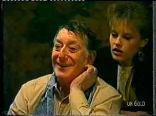 Harry Henderson, Daphne Clarke in Neighbours Episode 0155