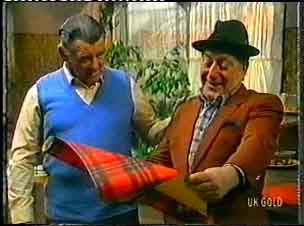Wally Walters, Harry Henderson in Neighbours Episode 0155