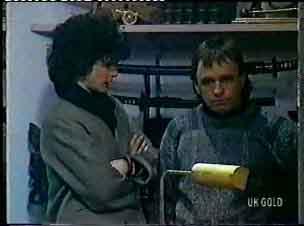 Barbara Hill, Charles Durham in Neighbours Episode 0155