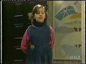 Lucy Robinson in Neighbours Episode 0156