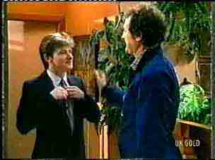 Danny Ramsay, Max Ramsay in Neighbours Episode 0157