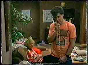 Terry Inglis, Paul Robinson in Neighbours Episode 0157