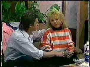 Shane Ramsay, Terry Inglis in Neighbours Episode 0157
