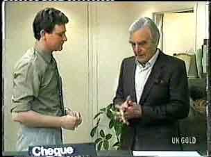Paul Robinson, Douglas Blake in Neighbours Episode 0158