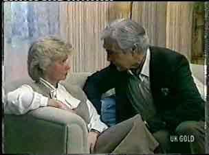 Helen Daniels, Douglas Blake in Neighbours Episode 0158