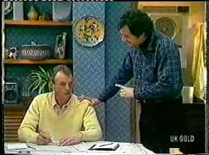 Jim Robinson, Max Ramsay in Neighbours Episode 0158
