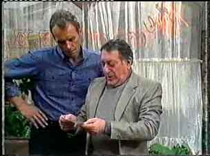 Jim Robinson, Harry Henderson in Neighbours Episode 0159