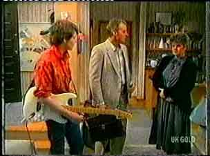 Scott Robinson, Jim Robinson in Neighbours Episode 0160