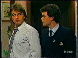 Shane Ramsay, Paul Robinson in Neighbours Episode 0160