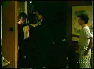 Paul Robinson, Shane Ramsay, Max Ramsay, Danny Ramsay in Neighbours Episode 0161
