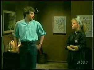Scott Robinson, Terry Inglis in Neighbours Episode 0162